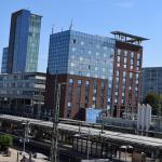Photo de InterCity Hotel Freiburg