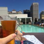 Rooftop Pool & Beer