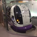 The POD, on level 2 at T5