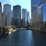 View of Chicago River