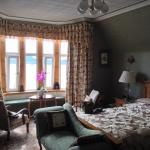 Room 12 with a great view over Oban Bay