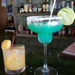 Delicious happy hour drinks by Patricia!