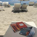 Beach time - Raleigh Hotel Miami Beach