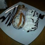 Incredible cannoli !!!!