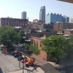View of Old Market from Room 738