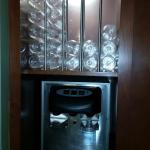 Free chilled water and bottles on every floor!