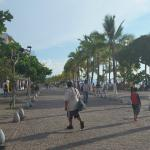 Malecon (boardwalk)