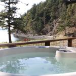Spring Bay on Orcas Foto