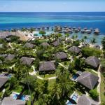 Moorea Pearl Resort & Spa Maharepa