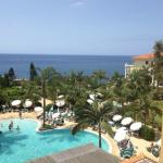 View from Porto Mare Hotel (day)