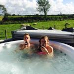 Little Byre was really lovely.All on one level but not at all cramped with fabulous hot tub maki