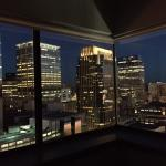 Downtown Minneapolis from Loews Hotel