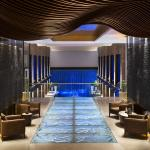 Spa area showing the marvelous design and relaxing atmosphere