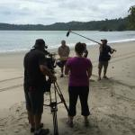 Shooting at Manuel Antonio National Park