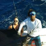 From our Deep Sea Fishing excursion