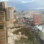 The Fabulous View from our Room at Encore