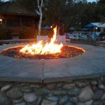 Fire Pit by the Pool!