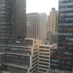 The view from my window, spectacular New York