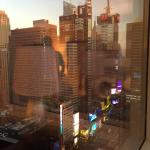 Time Square view