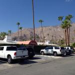 My favorite destination in Palm Springs. I love it here. Congrats on #1 best small hotel in USA!