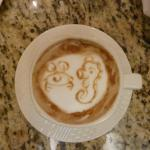 Hot Milk art by Arely
