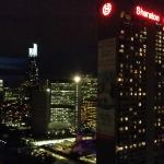 View from the Executive room, 29th floor