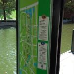 Lots of ways to get around, including a water taxi