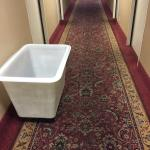 I would not recommend a stay at this hotel. It was not clean and there were random people nappin