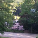 View From Cabin Porch