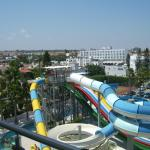great hotel and waterpark.