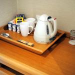 Tea Service in Room 211