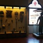 Weaponry at Museo del Bargello