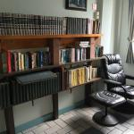 Library/lounge area