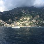Amalfi from the boat