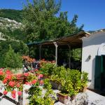 Il Ducato di Ravelo, nestled into the mountain side with a beautiful view!