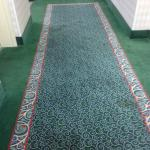 Carpet stained and 80's