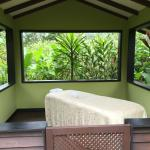 What about an open air massage surrounded by jungle sounds?