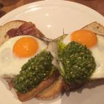 Alto Green Eggs and Ham Breakfast