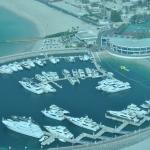 Marina from the Sky Bar