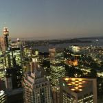 Nighttime View from 77th Floor
