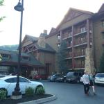 Bearskin Lodge on the River Hotel Foto