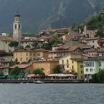 Ferry to Limone