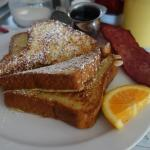 French Toast at the Mad Batter