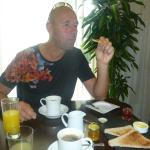 The Tavern Breakfast at The Dylan Hotel
