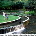 Belknap Hot Springs Lodge and Gardens Foto