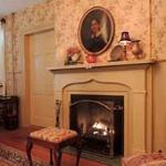 Lexington Room Fireplace