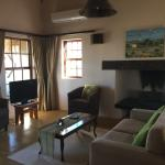 Karoo View Cottages lounge
