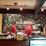 The Tomato Cafe
