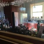 The intimate bar