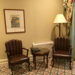 Comfortable, period style furnishings
